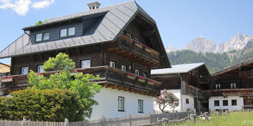 Appartement Grahhof, Ramsau am Dachstein